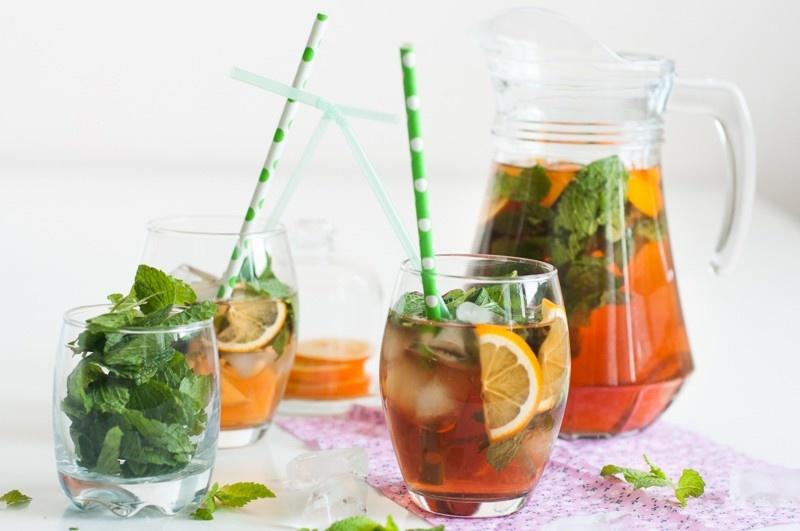Ice tea в домашних условиях