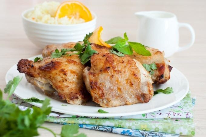 Курица по рецепту Сары Кери