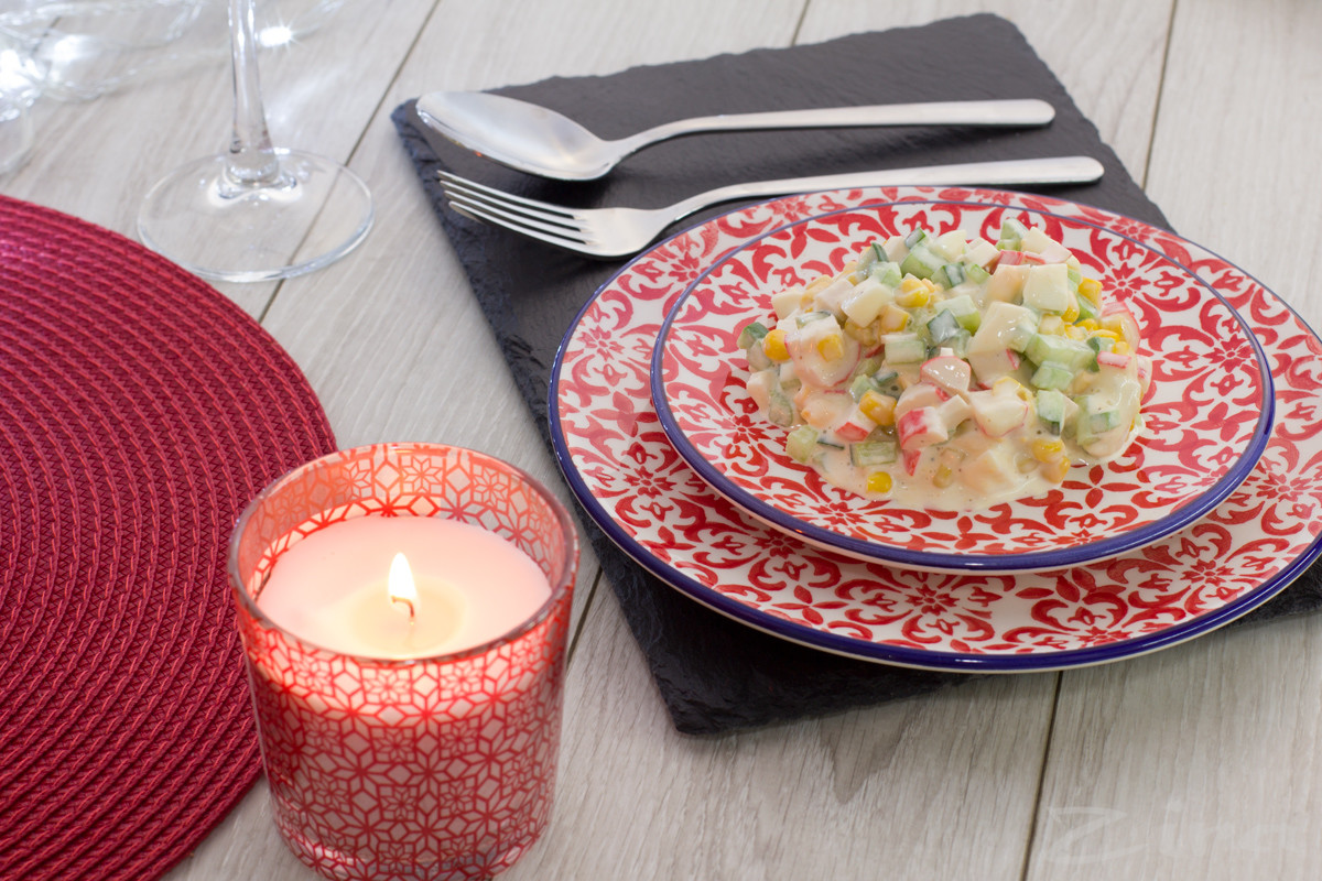 Qisqichbaqa tayoqchalaridan salat