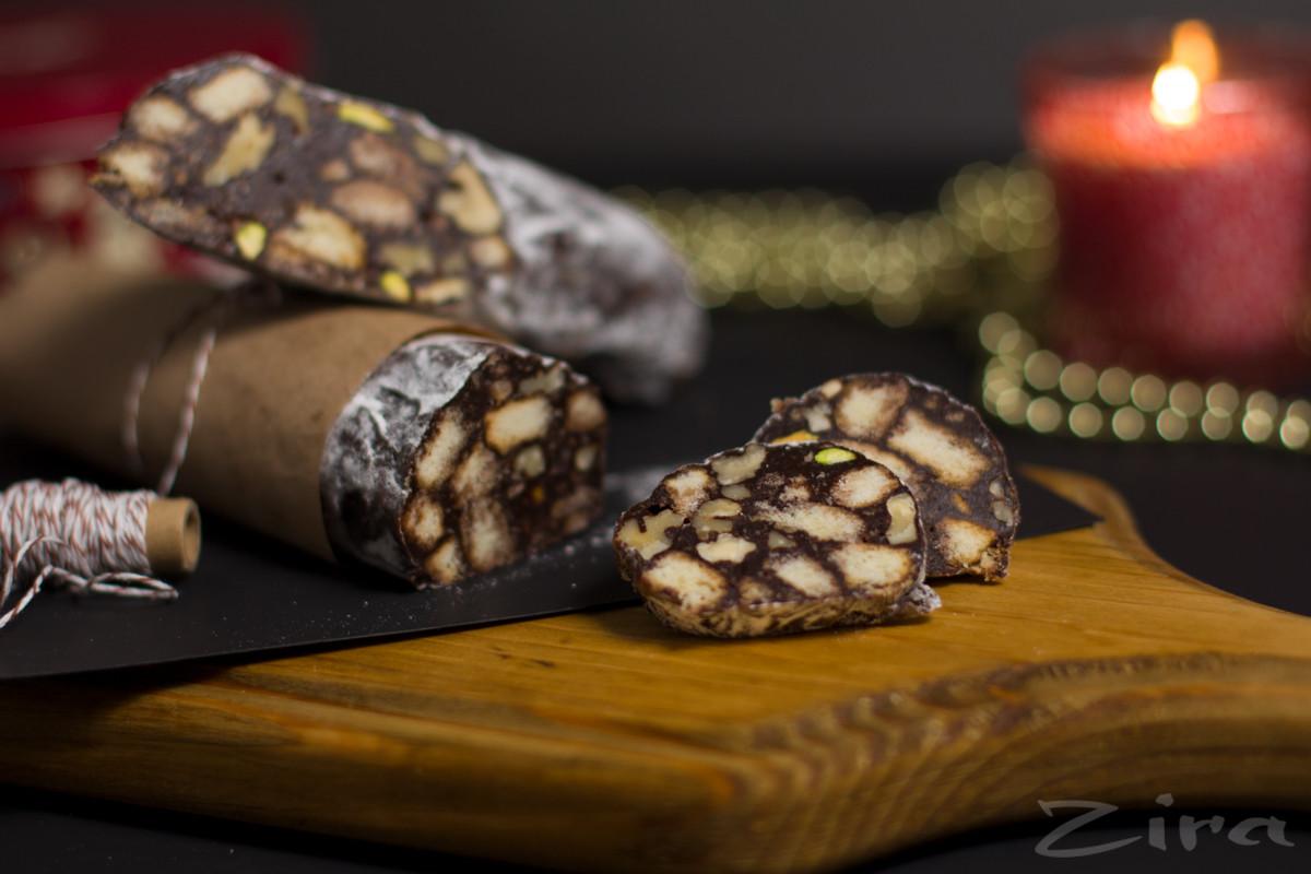 Shokoladli salyami
