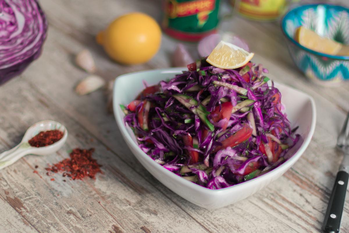 Vitaminli salat