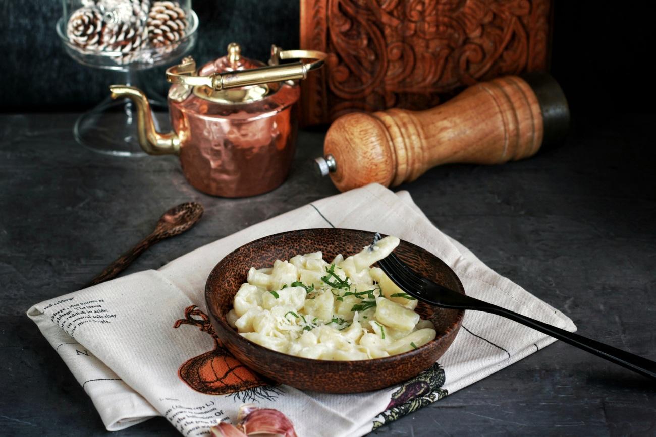 Kartoshkali nokki (chuchvara)