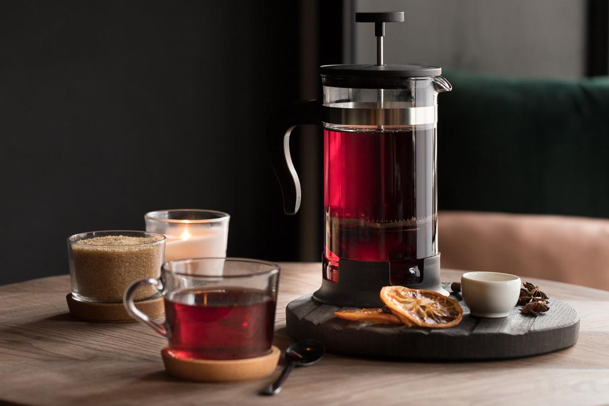 Рецепт от заведения Milly: фирменный гранатовый чай