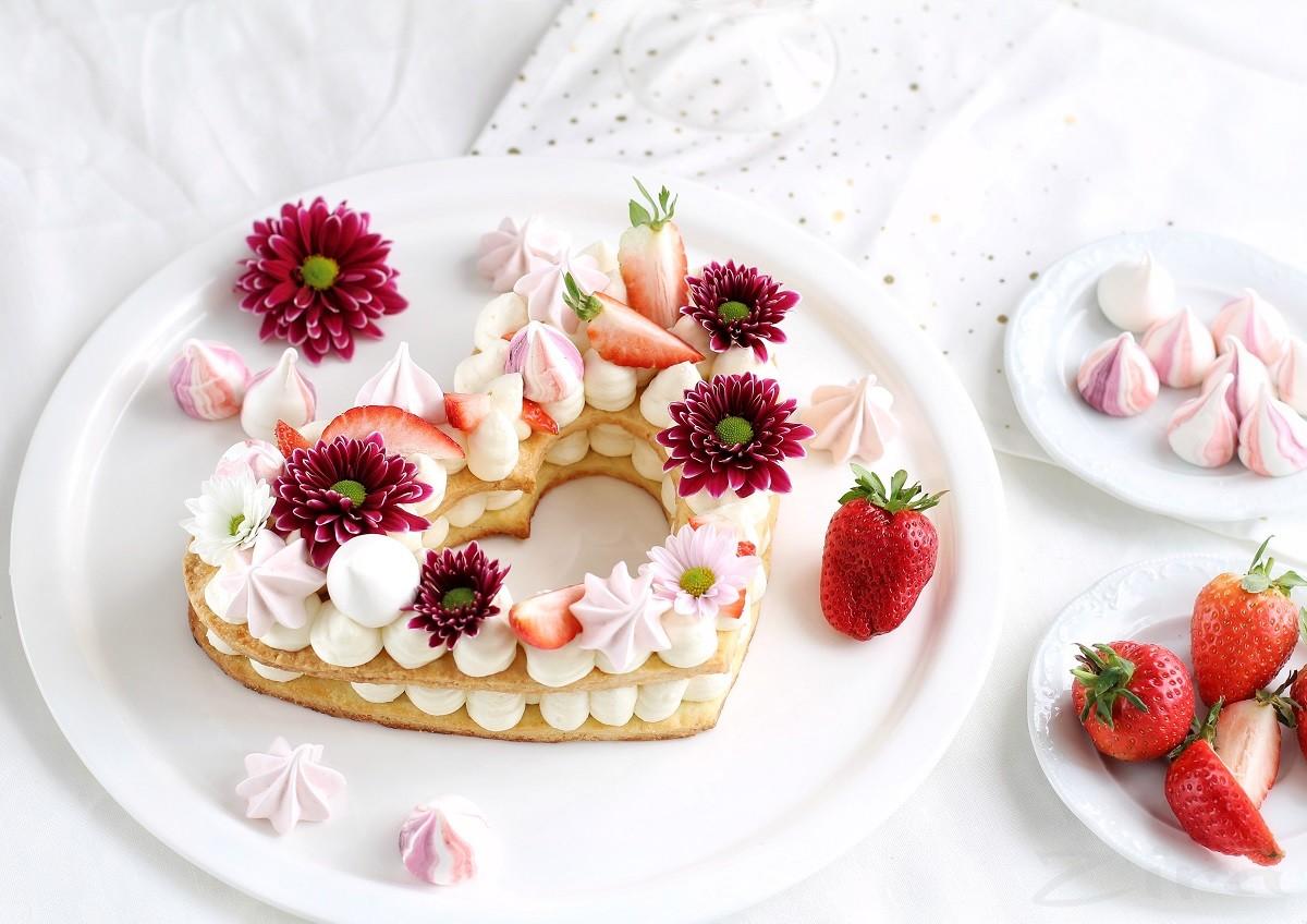 Торт «Сердце» от Ади Клингхофер