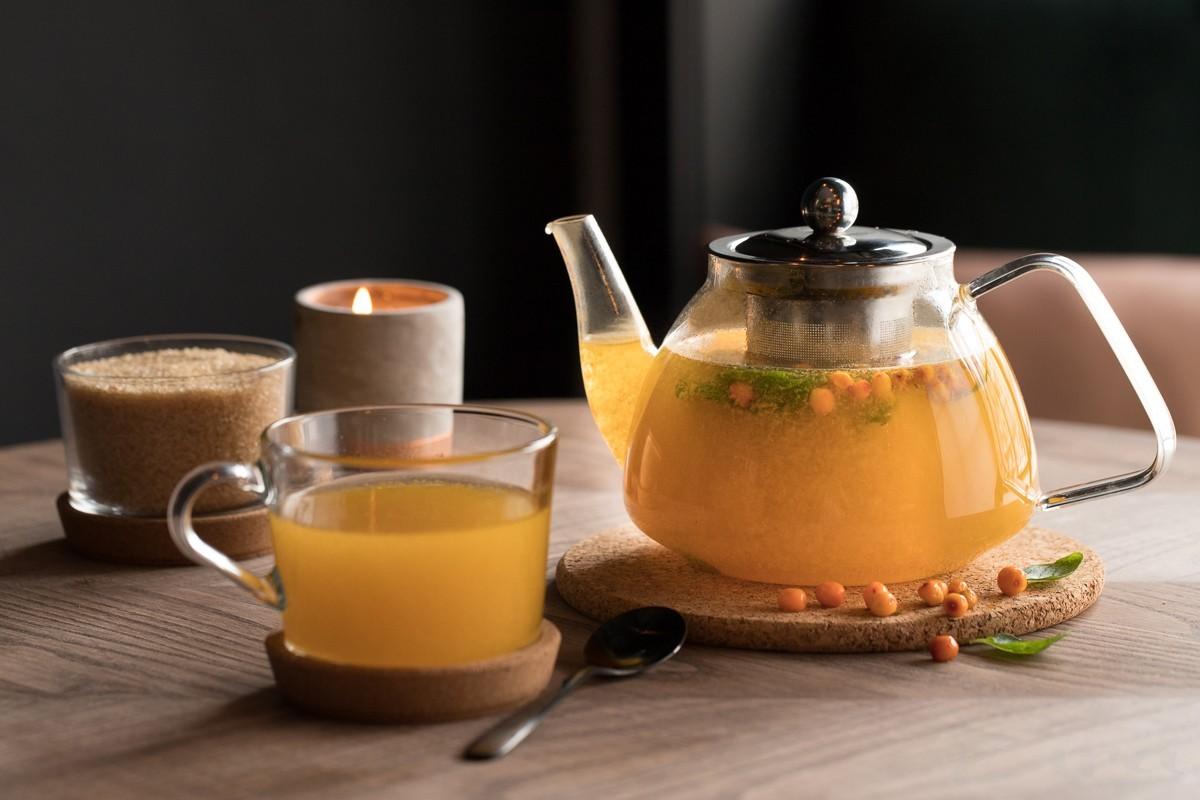 Рецепт от заведения Milly: фирменный облепиховый чай