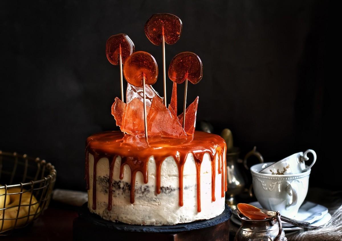 Торт «Баноффи»