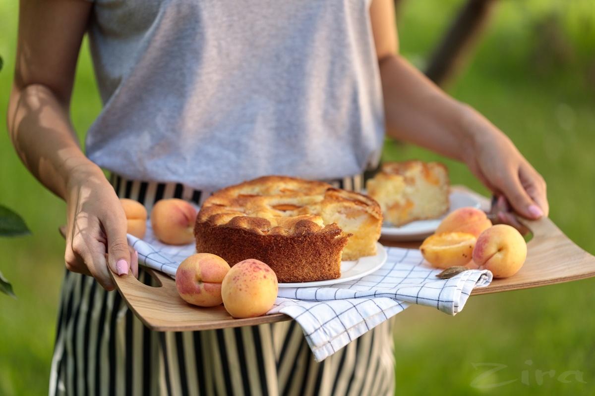 Marta Styuartdan o'rikli keks