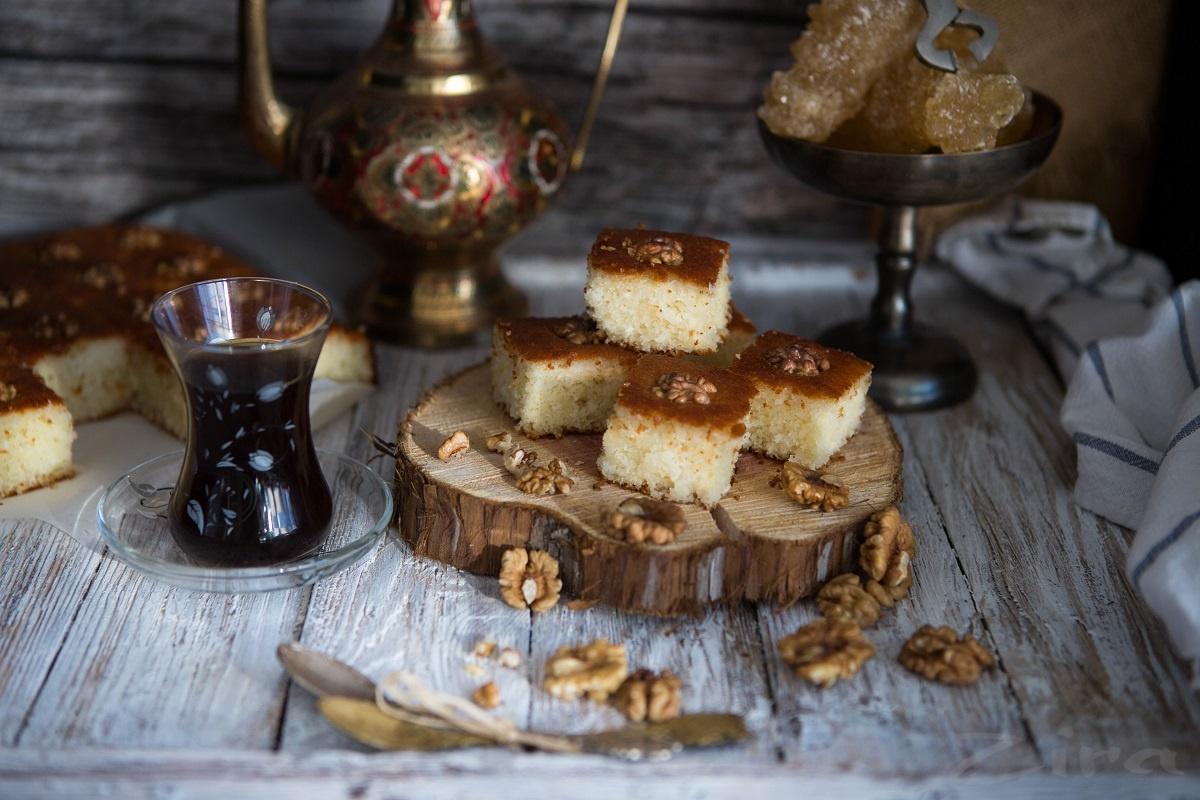 Басбуса — восточная сладость
