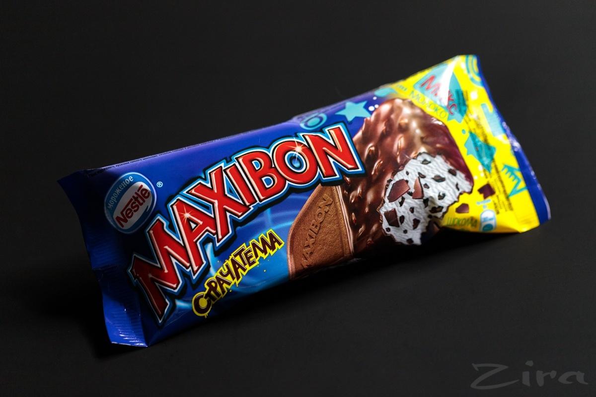 Максибон мороженое картинка