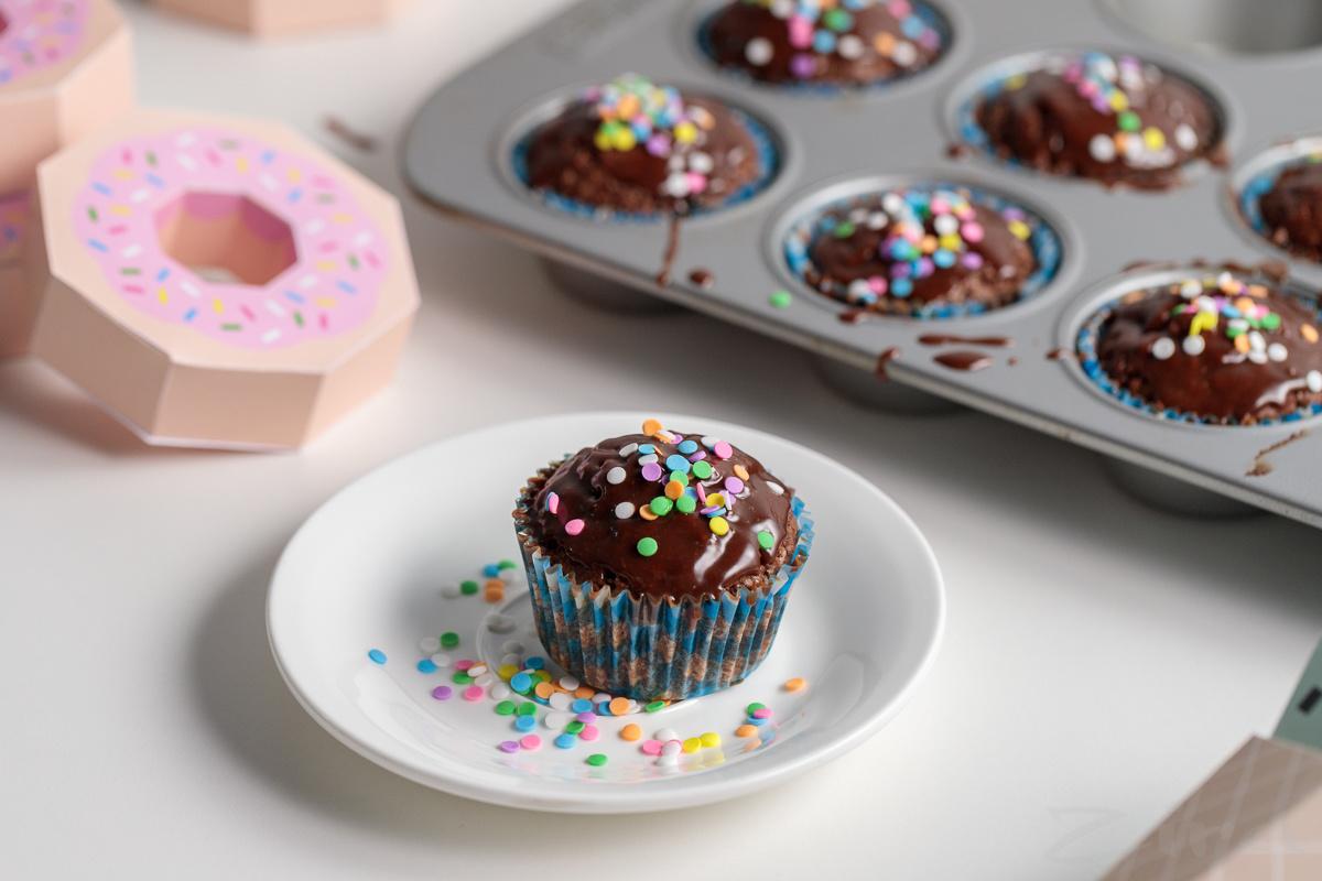 Bolalar oshxonada: Shokoladli maffinlar