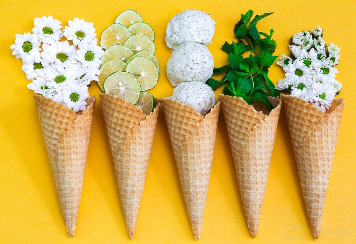 """Мороженое """"Мохито"""""""