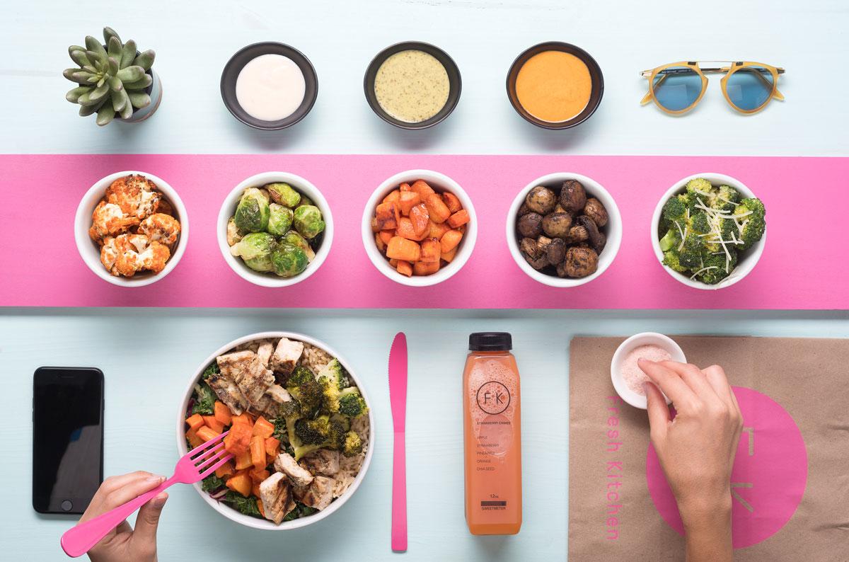 Реклама здорового питания