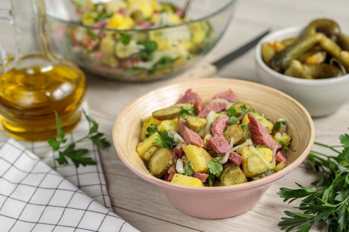 Nemischa salat