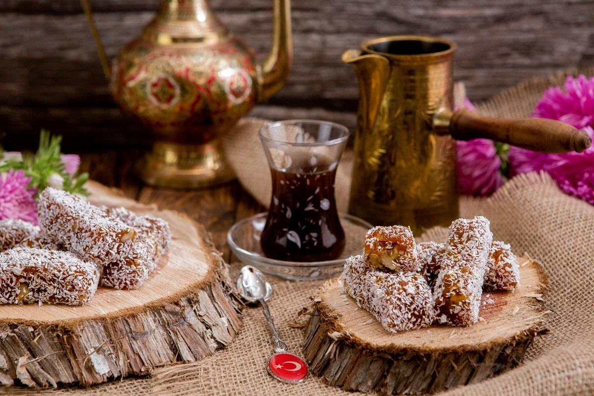 Джезерье — турецкая сладость