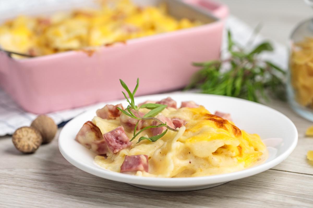 Мак энд чиз (макароны с сыром)