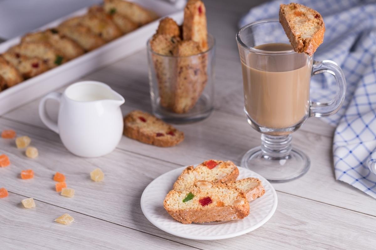 Бискотти — итальянское печенье