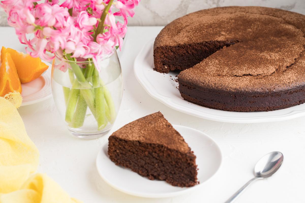 «Kapreze» shokoladli torti