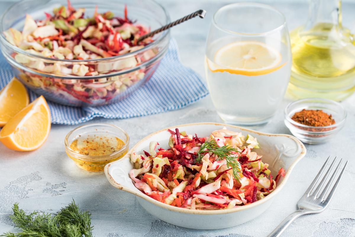 Oddiy ozdiruvchi salat