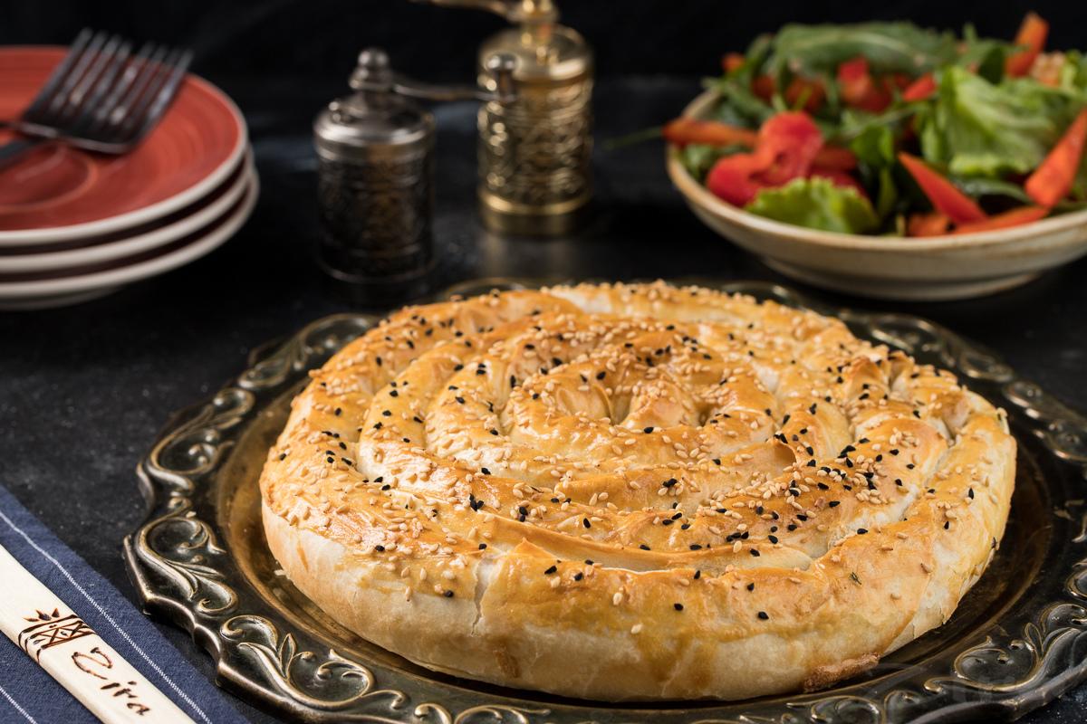 Kartoshkali turkcha burek