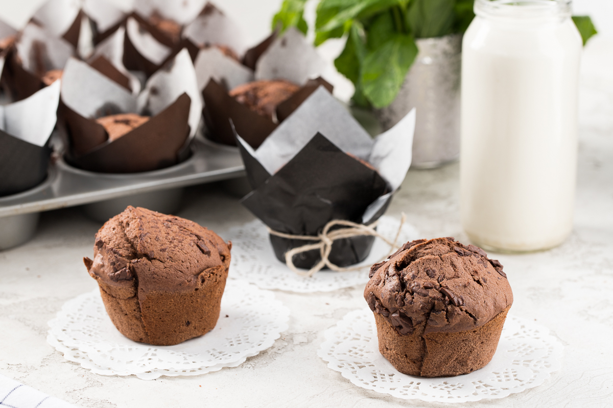 Shokoladga boy maffinlar