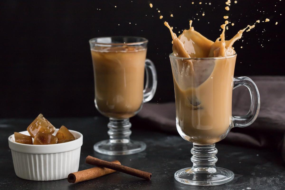 Айс-кофе в домашних условиях