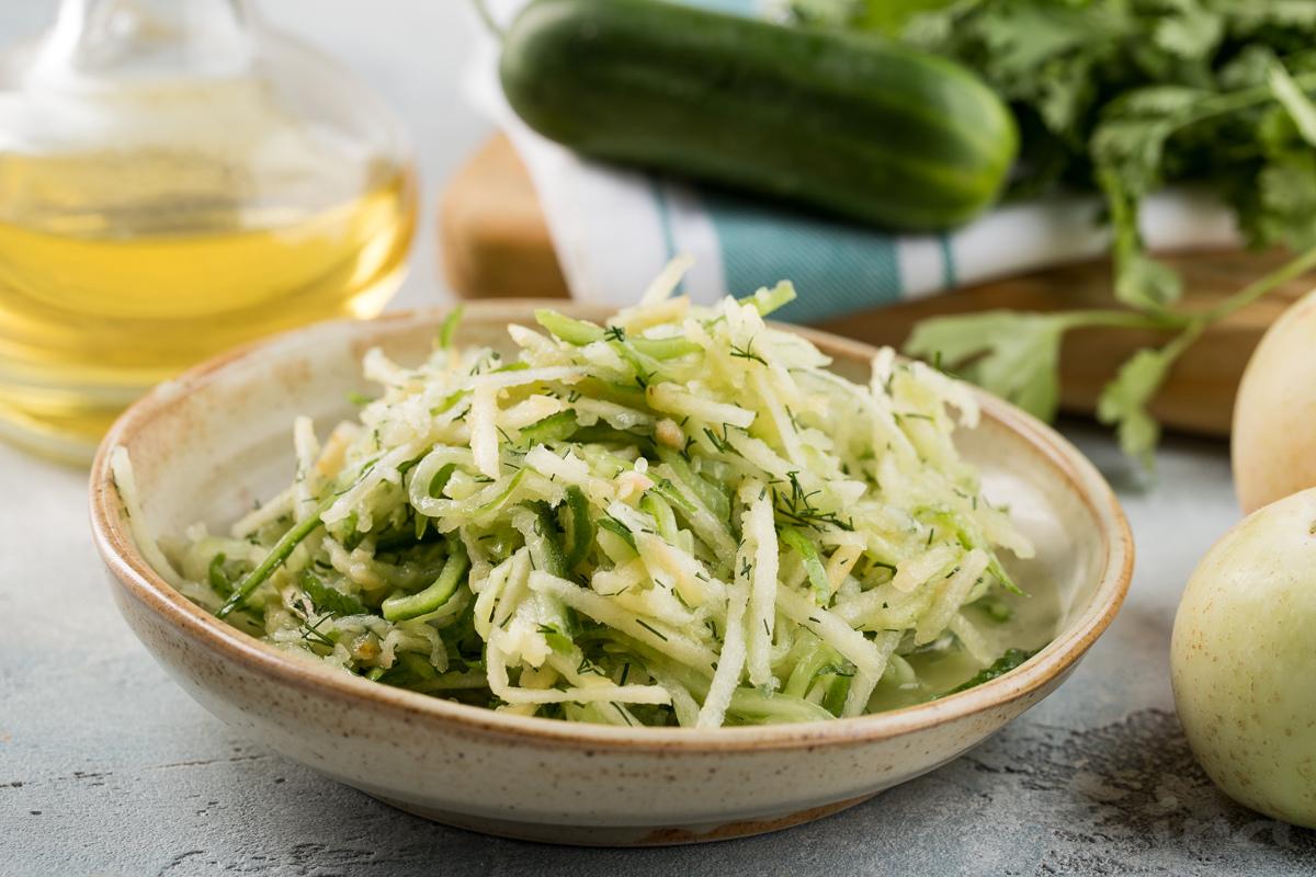 Gruzincha yengil salat