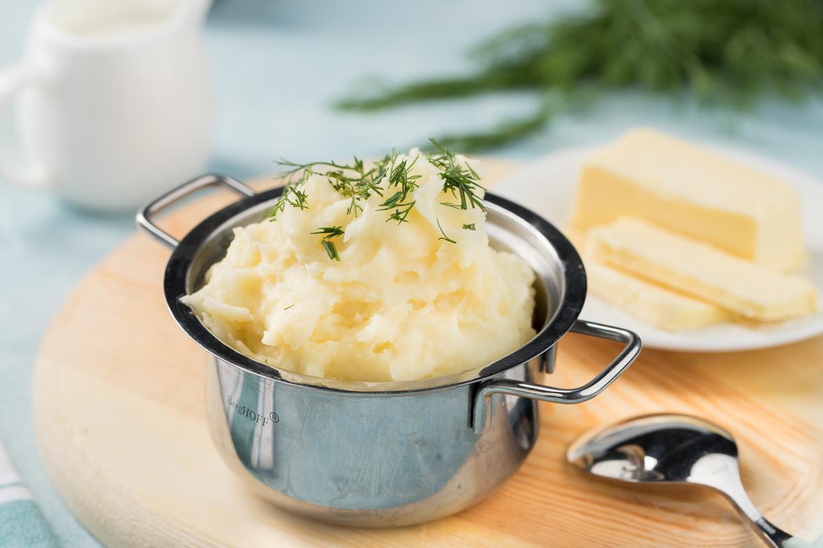 Видеорецепт: идеальное картофельное пюре