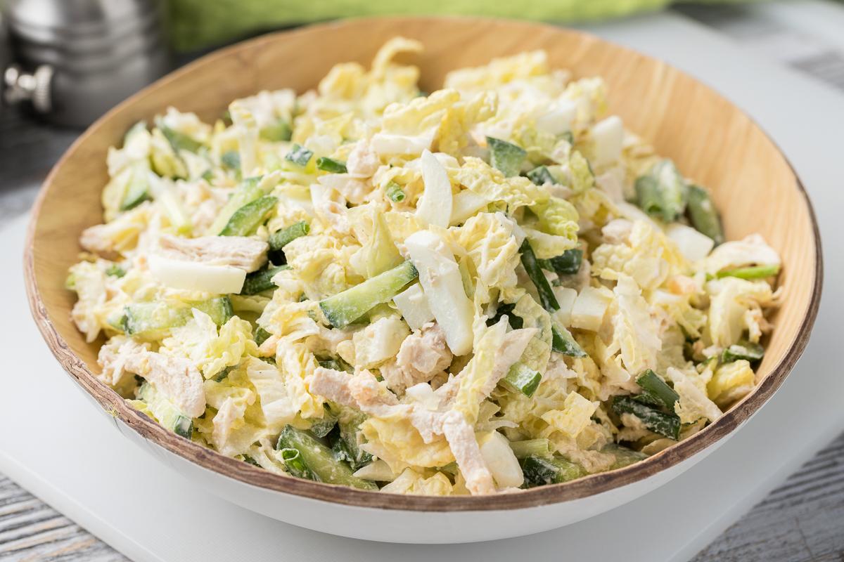 рецепты сытных салатов с фото производится заводом