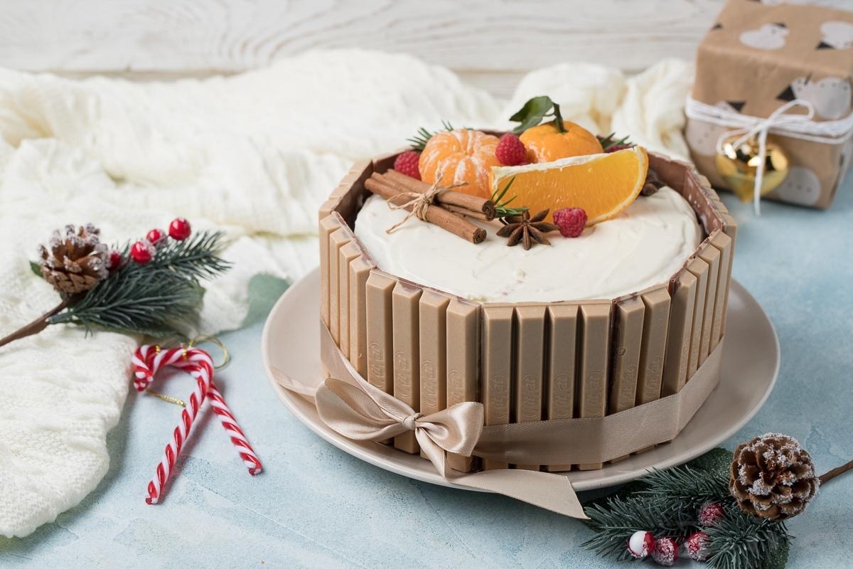 «Kit-kat» torti