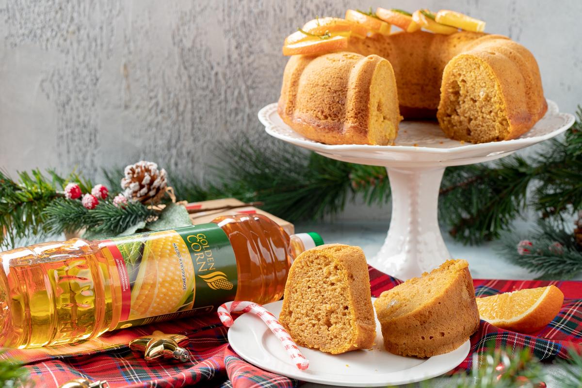 Videoretsept: Xushbo'y isli qovoqli keks