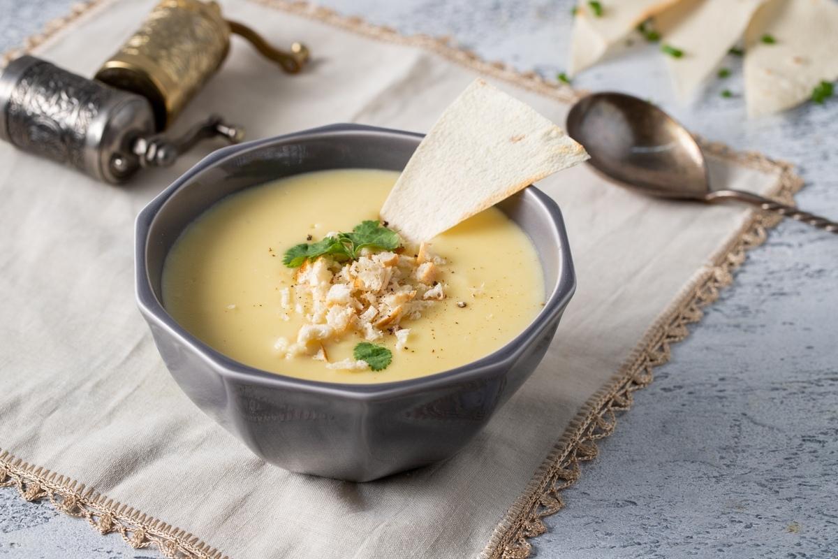 Картофельный крем-суп