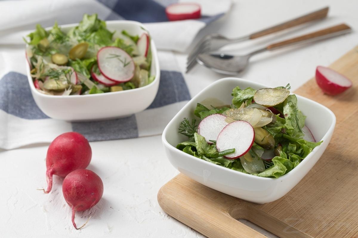 Rediskali nordongina salat