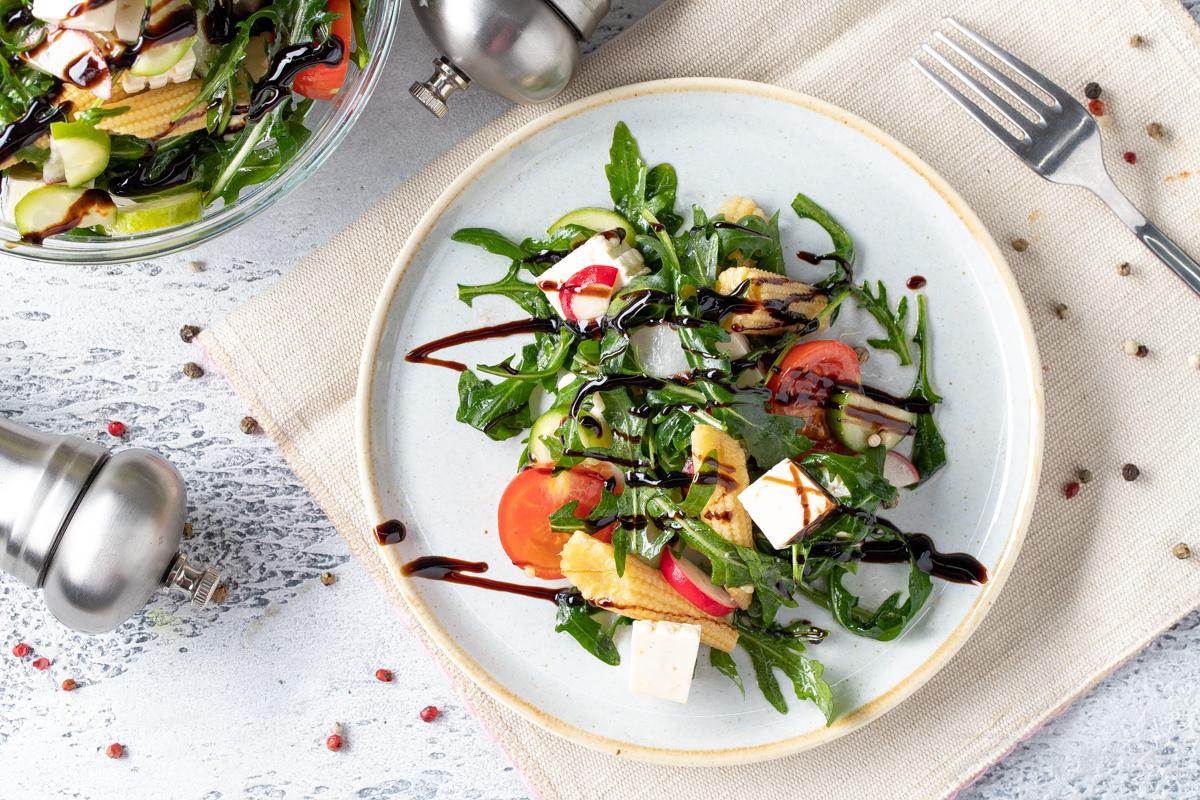 Салат руккола с картинками