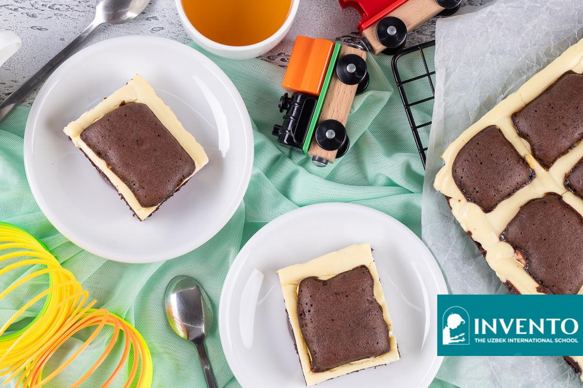 Videoretsept: tvorog va shokoladli «Yostiqchalar» pirogi