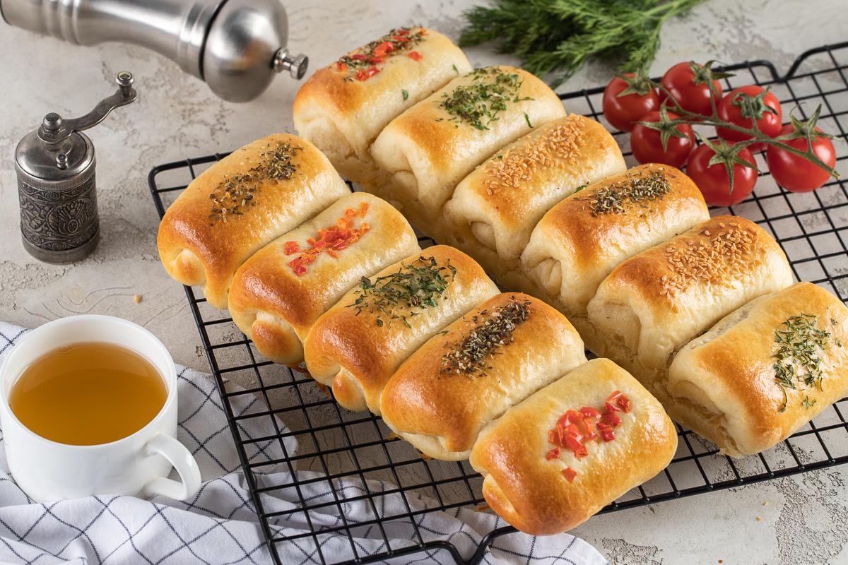 Погача по-турецки с сыром