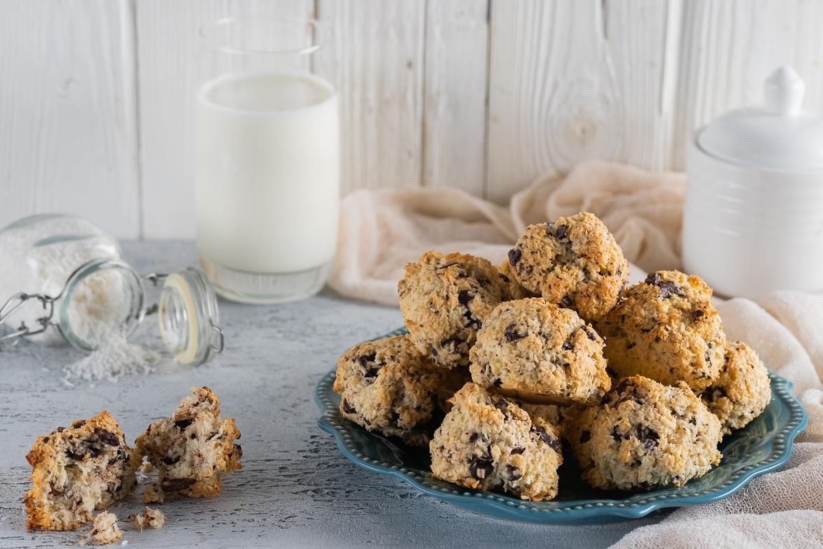 Печенье «Кокос и шоколад»